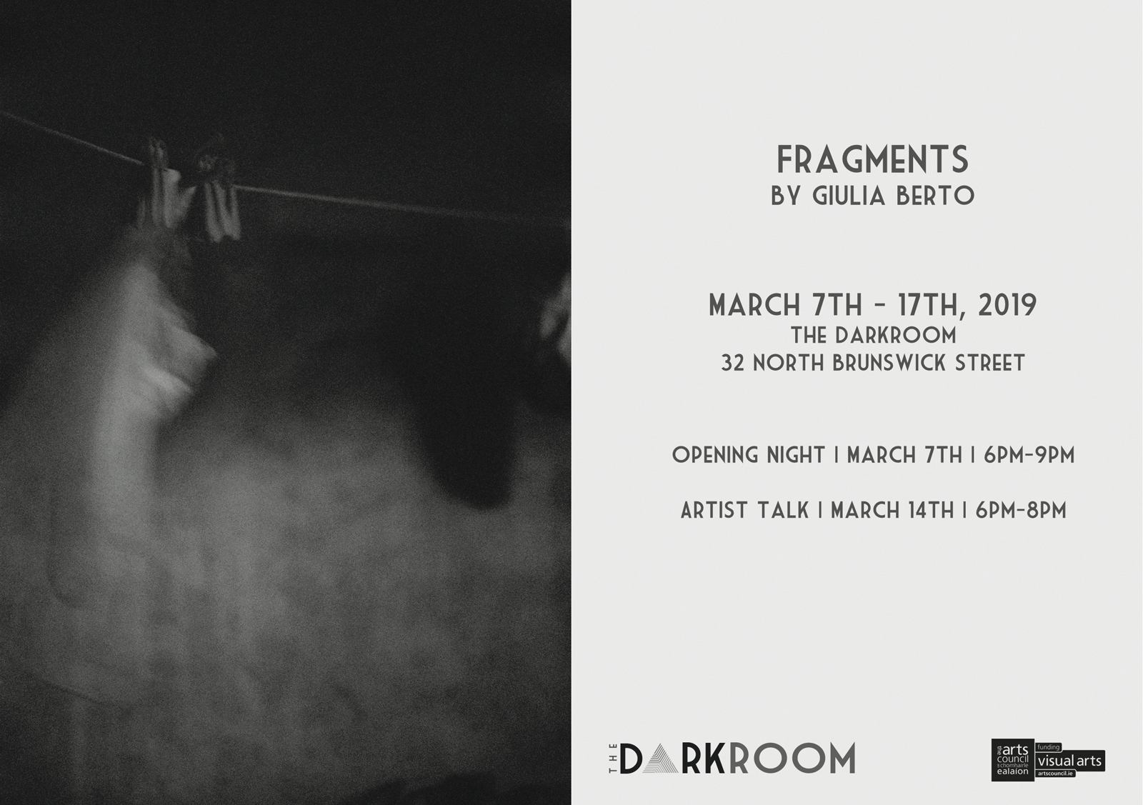 Fragments | Solo Show